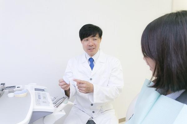 じっくり時間をかけたカウンセリングと専門の歯科医師による安心の治療体制